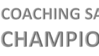Coaching Sales Champions