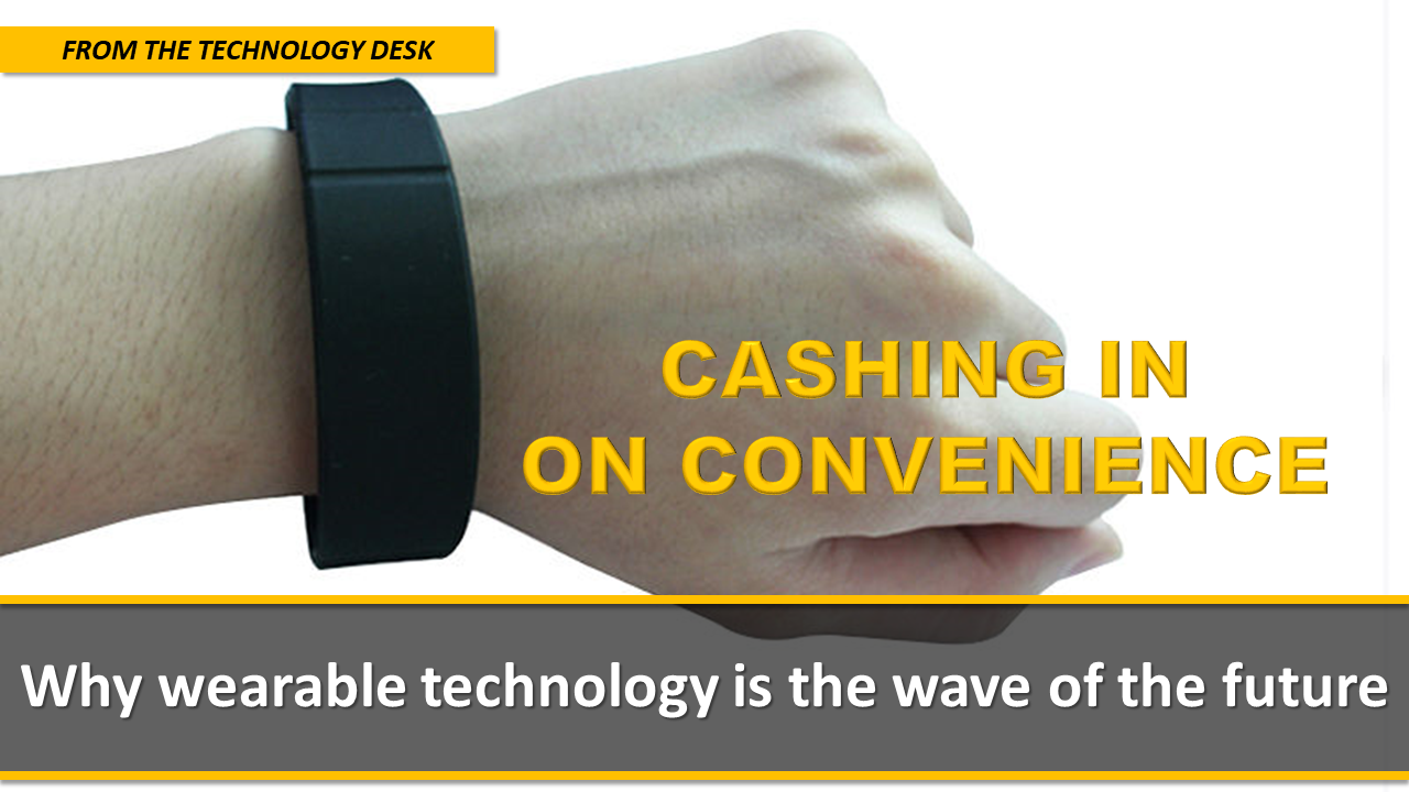 Smart Wristband Technology
