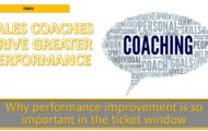 Sales Coaches Drive Greater Performance