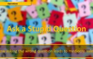 Ask a Stupid Question